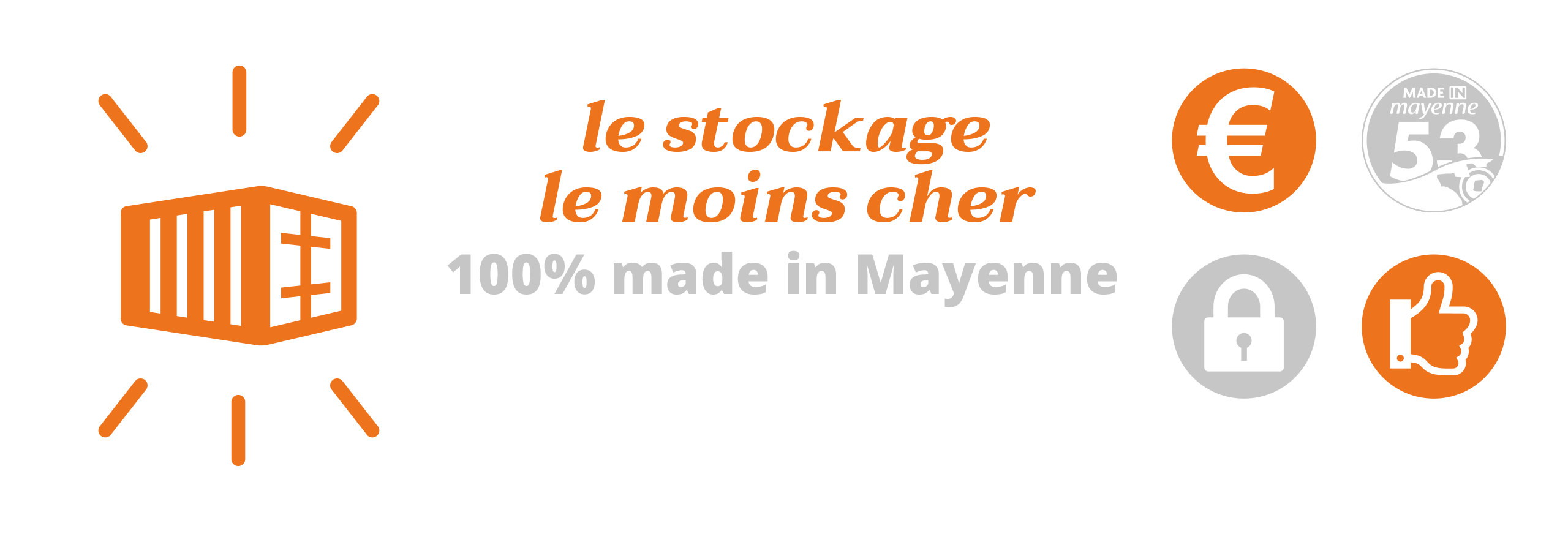 Location Box De Self Stockage Garde Meubles En Mayenne Laval Chateau Gontier Sesame Box